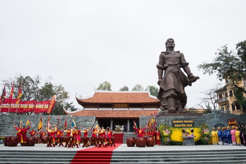 Dong Da victory celebration