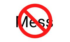 Rolling Fun Mess-free workshop